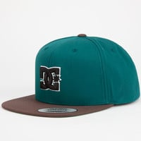 Dc Shoes Snappy Mens Snapback Hat Forest One Size For Men 24150153701