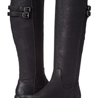 Black Mira Riding Boots - Very Volatile