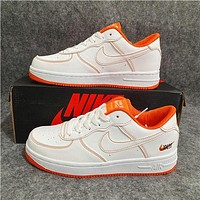 NIKE Air force 1 high top men's and women's basketball sneakers Shoes