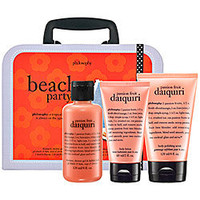 Sephora: Philosophy : The Beach Party : gift-value-sets-bath-body