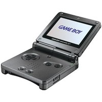 Nintendo Game Boy Advance SP - Graphite