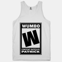 """Rated W for """"Wumbo"""""""