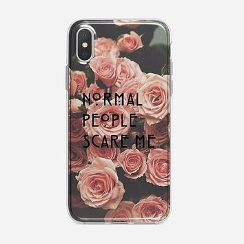 American Horror Story Four Seasons iPhone XS Case