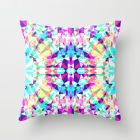 Mix #264 - 1 Throw Pillow by Ornaart