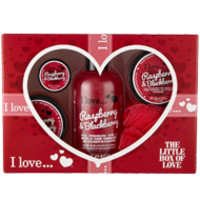 Raspberry & Blackberry Moisturizing Body Lotion » I Love... Cosmetics