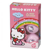 Hello Kitty Golf Ball 6pk