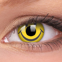 Smiley Contact Lenses, Smiley Contacts   EyesBright.com