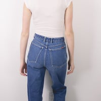 Vintage (Size XS) 80s High Waisted Denim Jeans