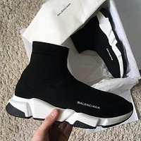 """""""Balen"""" hot-selling socks and shoes fashion men and women socks and boots shoes"""
