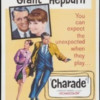 Charade Movie Poster #01 11x17 Master Print