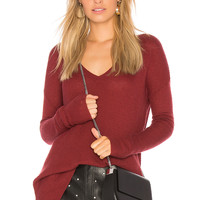 Soft Joie Khari Sweater in Merlot