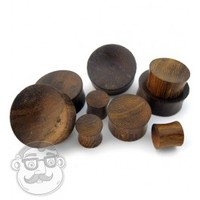 Concave Snake Wood Plugs (0G - 25mm) Sold In Pairs   UrbanBodyJewelry.com