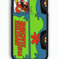 iPhone 6 Case - Rubber (TPU) Cover with Mystery Machine Van Scooby Doo  Rubber Case Design