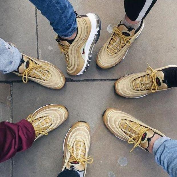 Nike Air Max 97 New Fashion Sneakers From Tourtownbeach Things