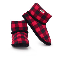 NEW! Faux-Fur Bootie Slippers
