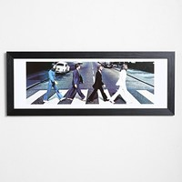 Beatles Abbey Road Framed Art - Urban Outfitters