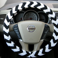NO BOW You Choose  Custom Steering Wheel Cover with by BeauFleurs
