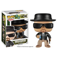 Funko POP! Television - Breaking Bad Vinyl Figure - HEISENBERG (Walter White): BBToyStore.com - Toys, Plush, Trading Cards, Action Figures & Games online retail store shop sale