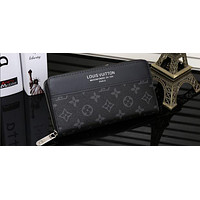 LV fashion ladies long wallet[380316581924] I