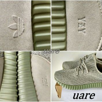 Yeezy 350 Boost Adidas Shoes Version Boost 350 Yezzy Oxford Tan Pirate Black Turtle Do - Ready Stock