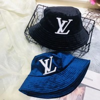 LV Women Fashion Casual Hat Cap