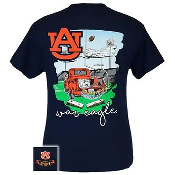 Auburn Tigers Tailgates & Touchdowns Party T-Shirt