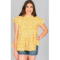 Maggie Babydoll Top