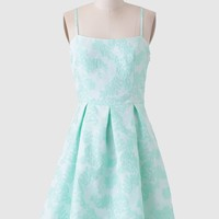 Betty Francis Floral Dress