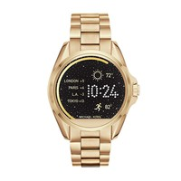 Michael Kors Access Touchscreen Gold Bradshaw Smartwatch MKT5001