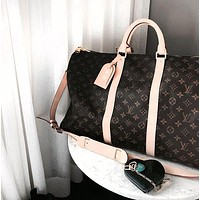 Louis Vuitton LV wild leisure travel bag-1