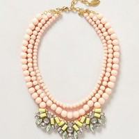 Boreal Bib Necklace by Anthropologie Multi One Size Necklaces