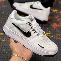 Nike Air Force 1 Ultra FlyKnit Low casual low-top sneakers shoes