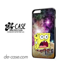 Spongebob Star In Galaxy Nebula DEAL-9914 Apple Phonecase Cover For Iphone 6/ 6S Plus