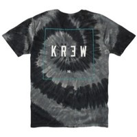KR3W Block Tie Dye T-Shirt - Men's at CCS