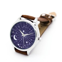 Constellation strap watch (3 colors)