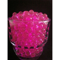 Water Beads Pearls Jelly Balls Vase Fillers, Large, Pink
