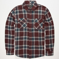 VALOR Red Stag Mens Flannel Shirt | Gifts $25-$50