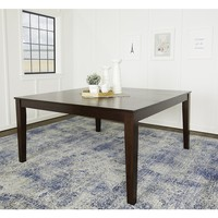 Wood Dining Table Decor Contemporary Furniture