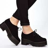 ASOS MIDSUMMER Lace Up Shoes