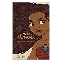 The Story of Moana Book | Disney Store