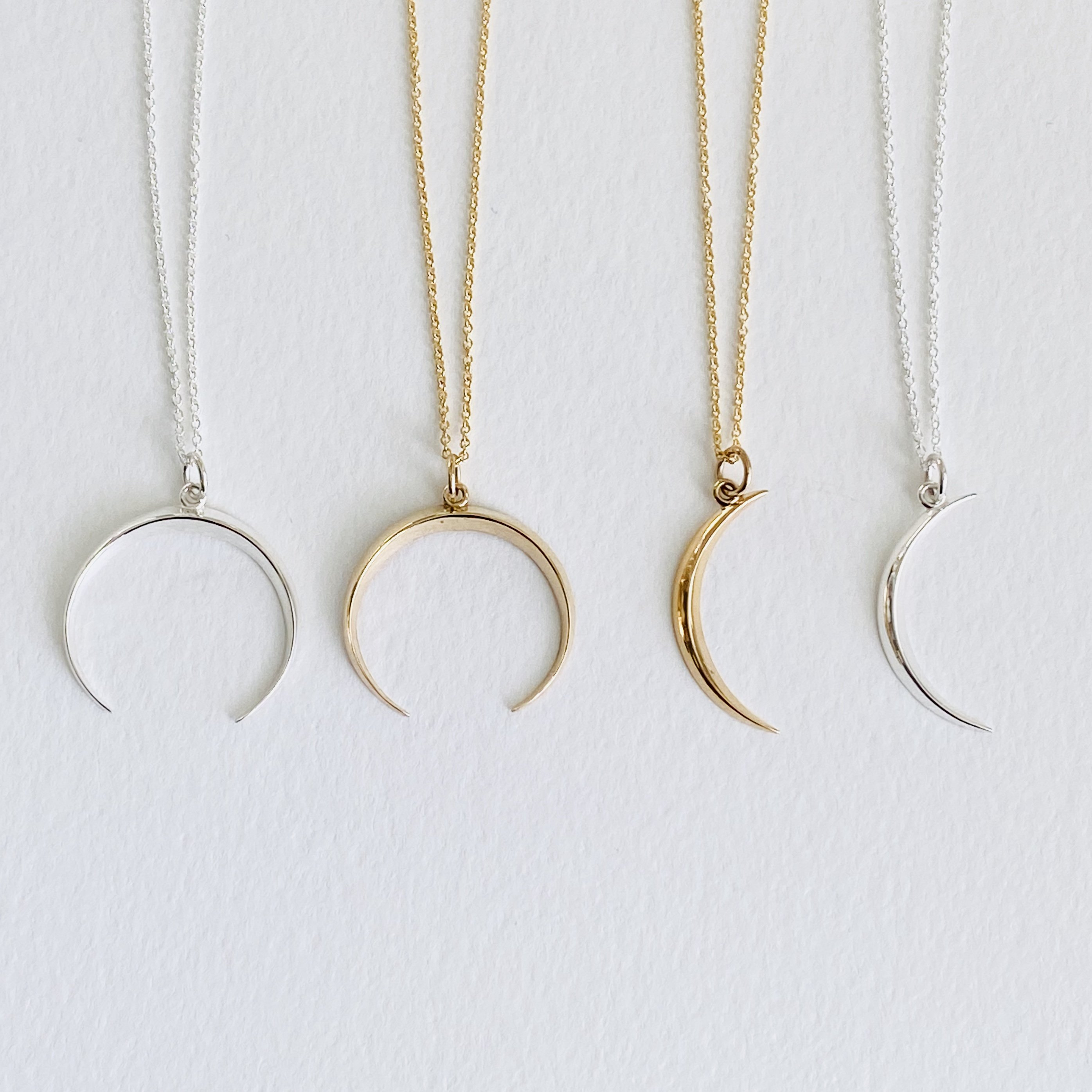 Image of Moon Necklace