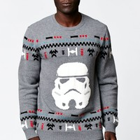 x Disney Star Wars Stormtrooper Pullover Sweater