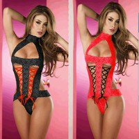 Hot Deal On Sale Cute Hot Sale Fashion Sexy Lace Dress Exotic Lingerie [6595844931]