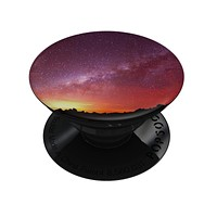 Beautiful Milky Way Sunset - Skin Kit for PopSockets and other Smartphone Extendable Grips & Stands