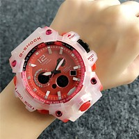 PINK G-SHOCK CASIO Electronic Watch Womens Mens Sports Watch