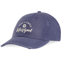Keep It Simple Daisy Sunwashed Chill Cap