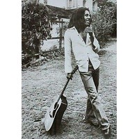 Bob Marley Poster Relax