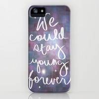 Fall Out Boy - 'Alone Together' iPhone & iPod Case by Stelle