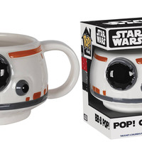 BB-8 STAR WARS HEAD MUG