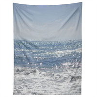 Lisa Argyropoulos Crystal Blue Tapestry